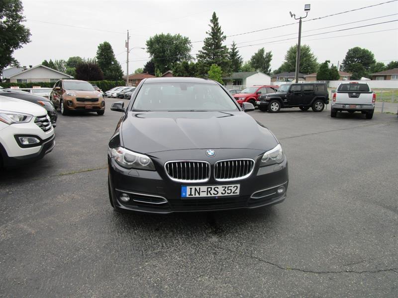 BMW 5 Series Sedan 4