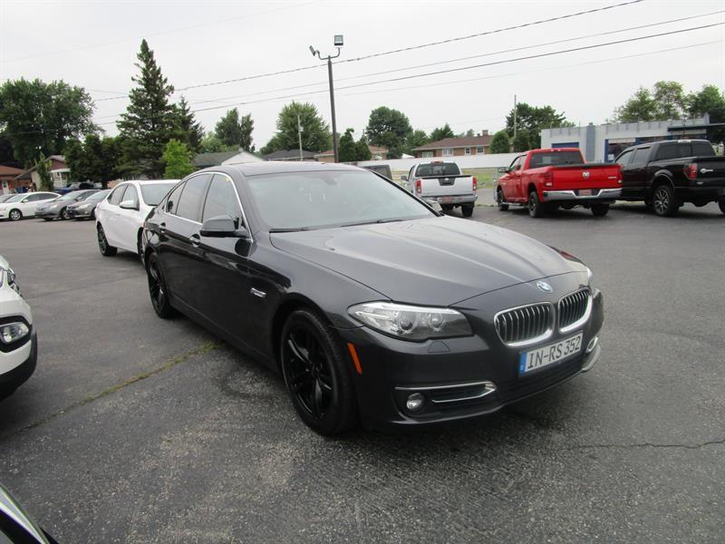 BMW 5 Series Sedan 6