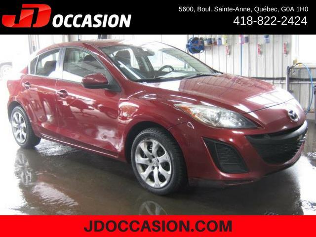 Mazda MAZDA3 2010 4dr Sdn #MI114A