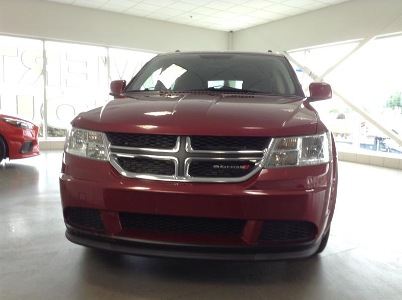 Dodge Journey Canada Value Package 2011 #M8143A