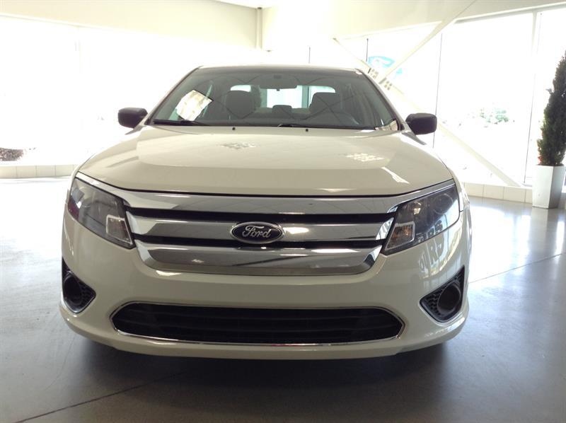 Ford Fusion S 2012 #U3534