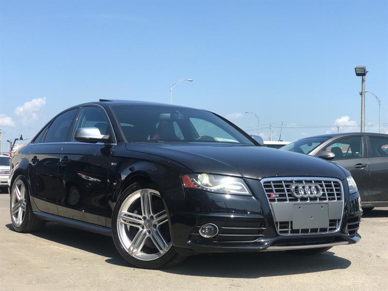 Audi S4 2011 V6T Premium #BA132710
