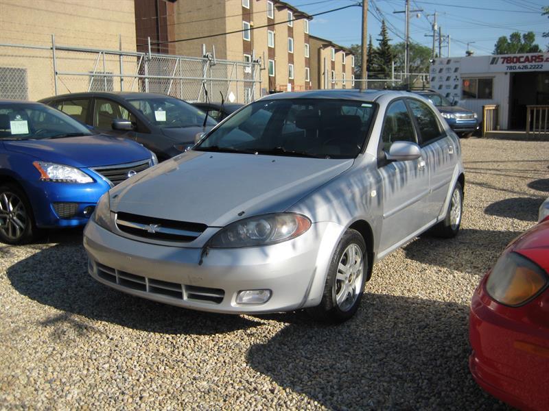 2006 Chevrolet Optra 5 5dr HB LT #338649