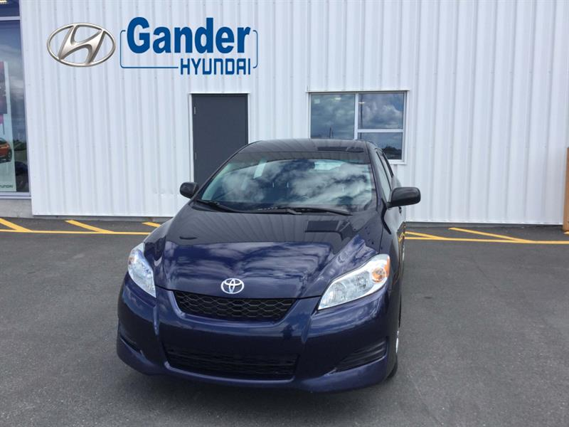 2012 Toyota Matrix #TU8033A