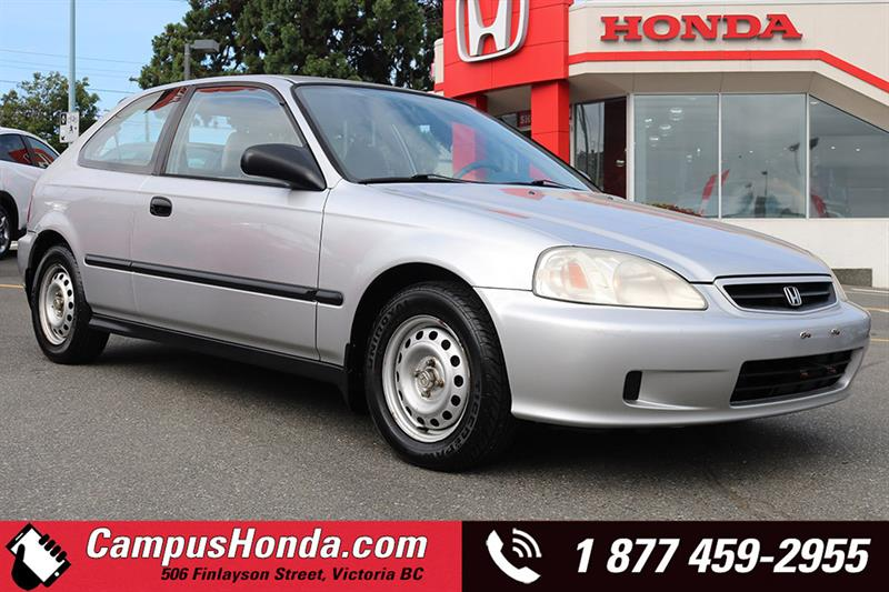 1999 Honda Civic CX Hatchback Manual #19-0048A