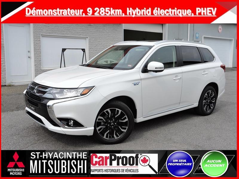 Mitsubishi Outlander 2018 PHEV (((DÉMO))) GT plug in #18066