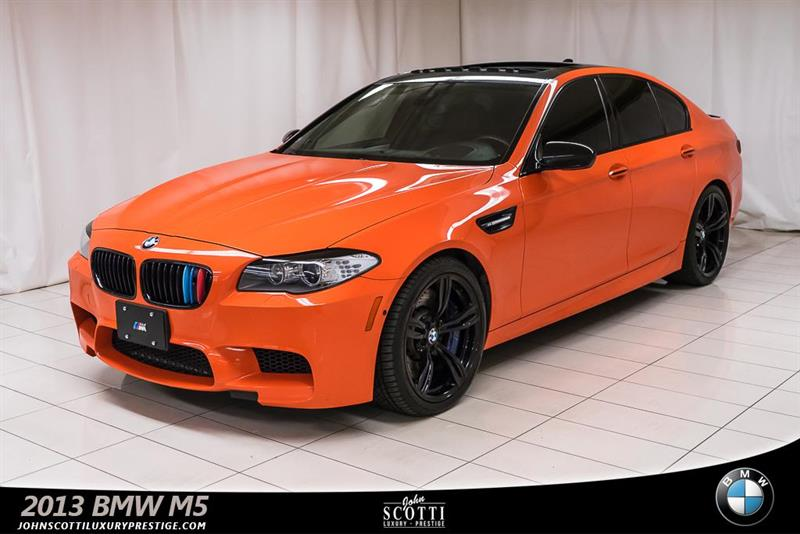 2013 BMW M5 M Package #P16027