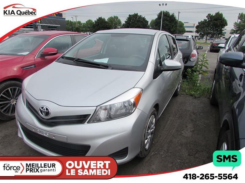 Toyota Yaris 2014 LE* AUTOMATIQUE* BLUETOOTH* #QU10291
