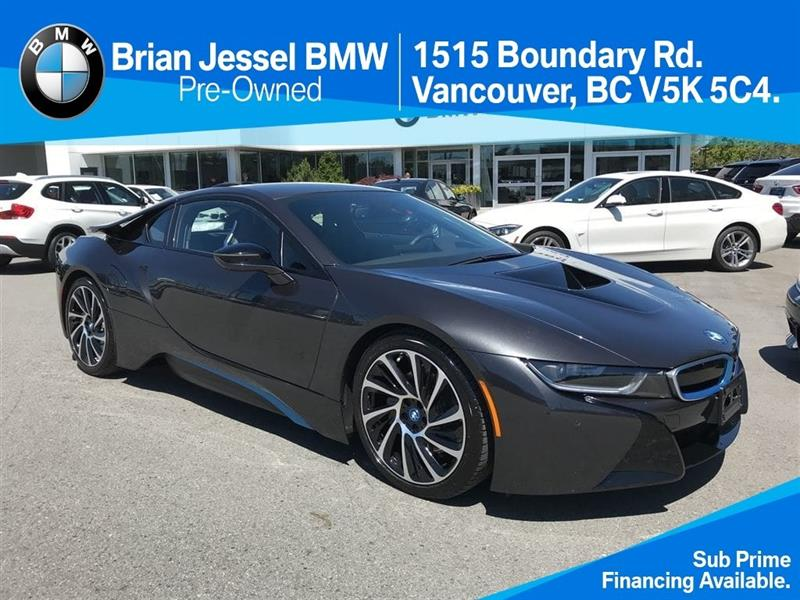 2016 Bmw I8 Used For Sale In Vancouver At Brian Jessel Bmw