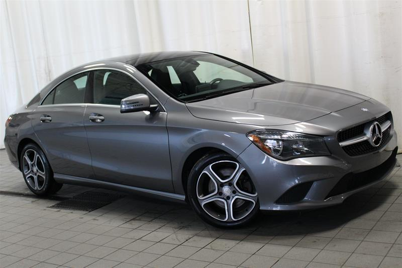 Mercedes-Benz CLA250 2015 4MATIC Coupe TOIT PANORAMIQUE #U18-334