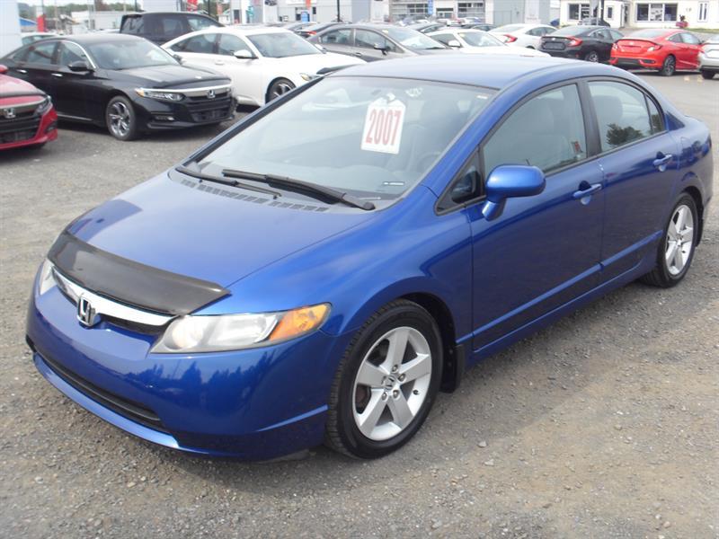 Honda Civic Sdn 2007 4dr AT LX #H18123A