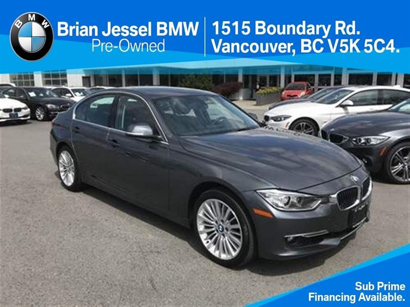 2014 BMW 3-Series 328I xDrive Sedan (3B37) #BP6715