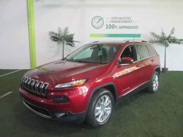 Jeep Cherokee 2015 4WD 4dr Limited #2366-07