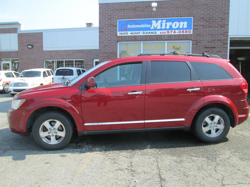 Dodge Journey 2009 FWD 4dr SXT #170518
