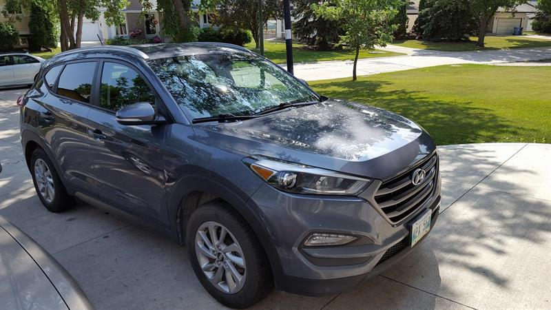 2016 Hyundai Tucson Premium Engine has 19100 kms #Private Sale