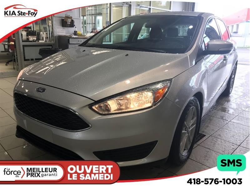 Ford FOCUS 2016 **SE** A/C * CRUISE * CAMERA DE RECUL * MAGS * #181649A