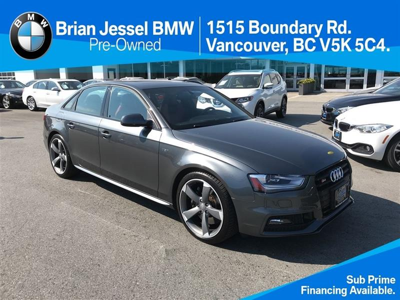2016 Audi S4 3.0T Technik plus quattro 7sp S tronic #BP6936