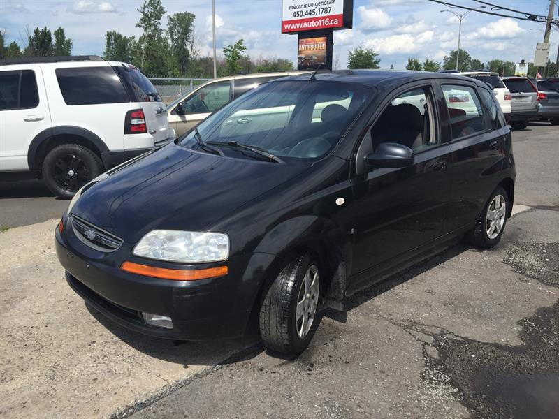 2008 Chevrolet Aveo 5dr Wgn Ls Used For Sale In St Hubert At Auto 116