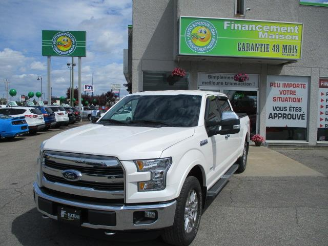 Ford F-150 2016 4WD SuperCrew #18-161