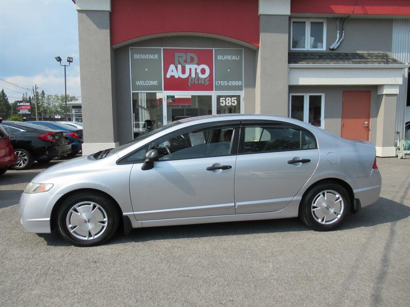 Honda Civic 2011  DX-G #9916