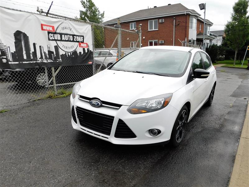 Ford Focus 2013 SE MANUEL AIR CLIMATISÉ #DL154232