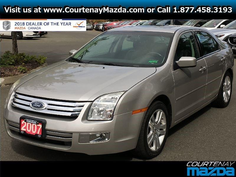 2007 Ford Fusion SEL AWD V6 #P4678