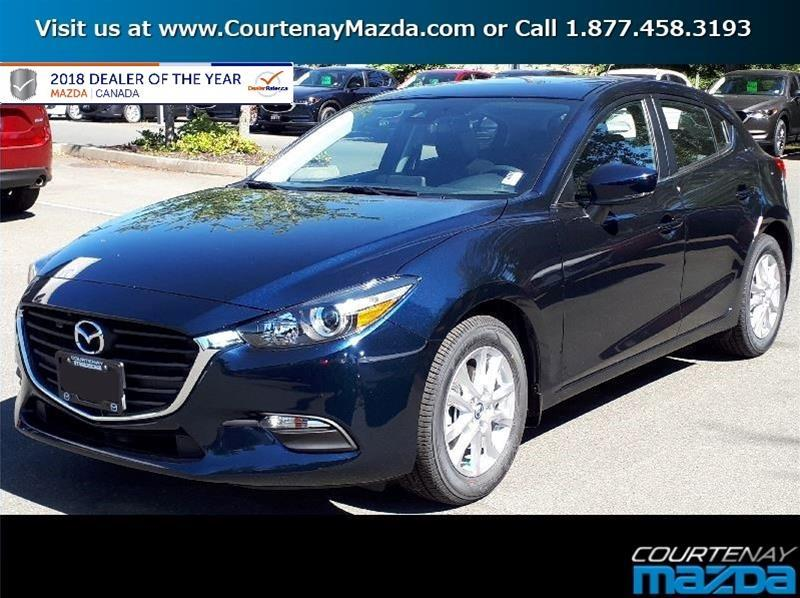 2018 Mazda Mazda3 Sport GS at #18MZ32433