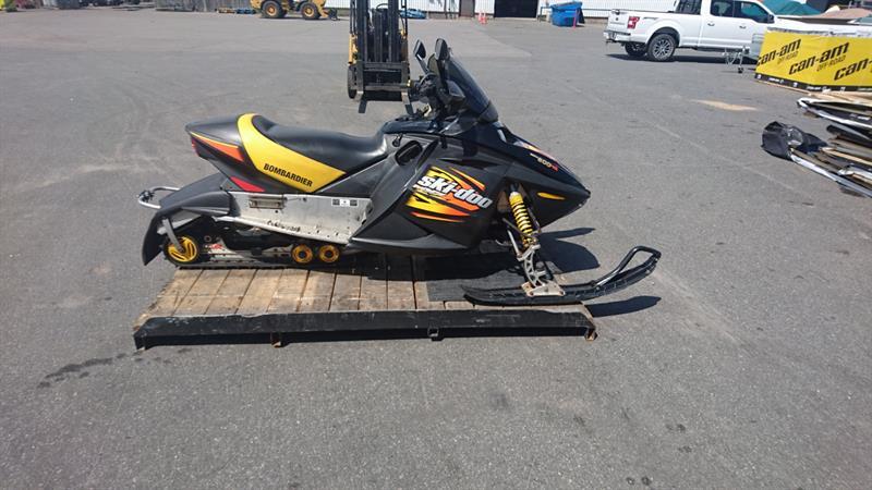 Ski-Doo MXZ Sport 600HO 2003 #17436