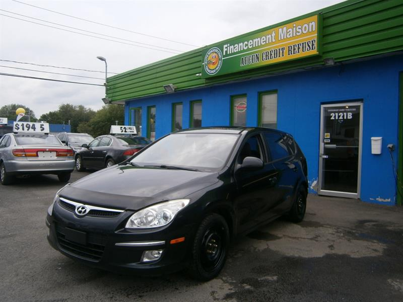 Hyundai Elantra Touring 2009 4dr Wgn #18-112