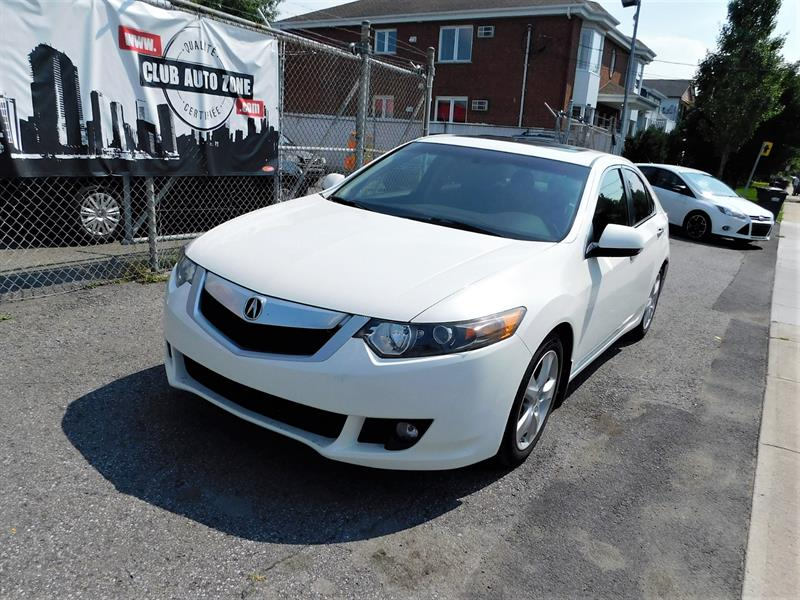 Acura TSX 2009 AUTOMATIQUE AIR CLIMATISÉ BLUETOOTH #9C802436