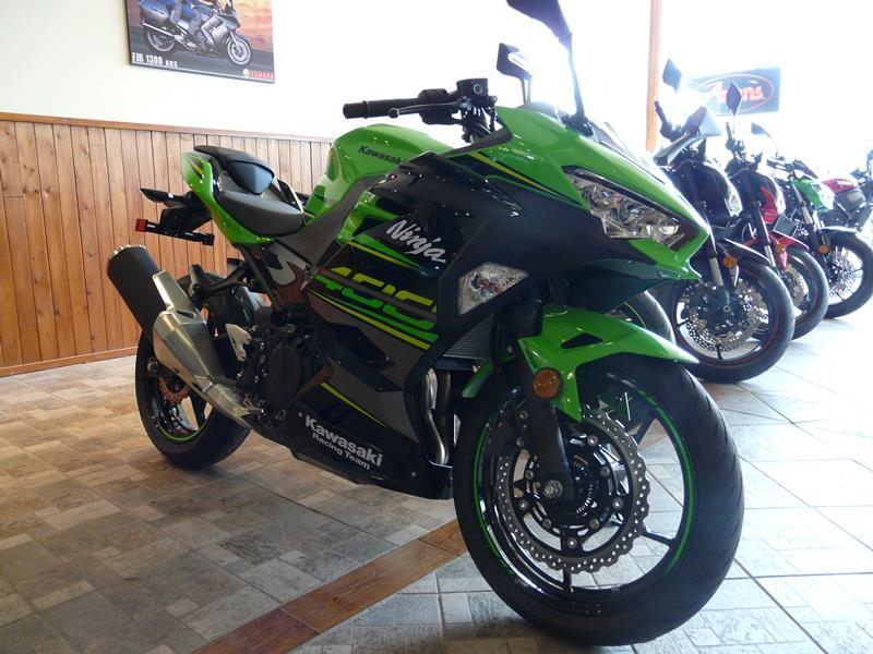 Kawasaki Ninja 400 ABS 2018