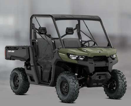 Can-am Defender 2018
