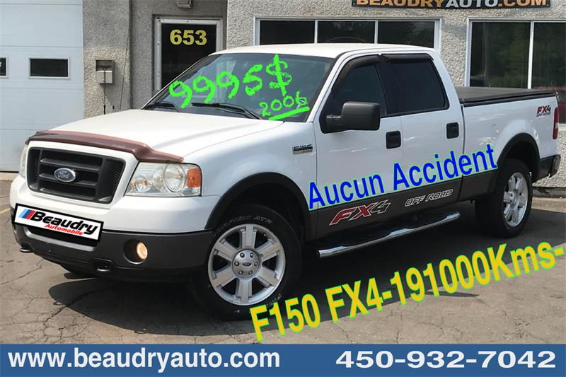 Ford F-150 2006 FX4 SuperCrew 4WD #2926