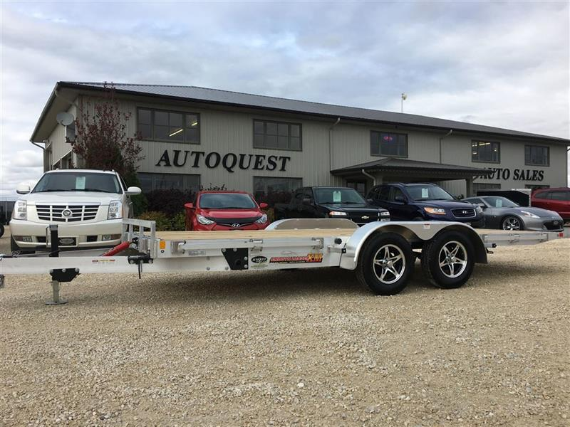 2019 Rc Trailers 8 5 X 18 Smoothloader Xm Car Hauler New For Sale