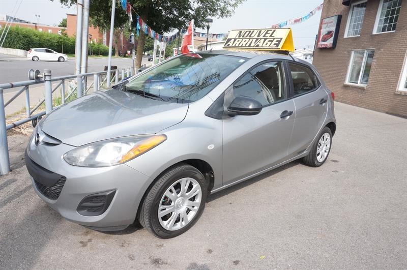 Mazda Mazda2 2011 4dr HB #18-079
