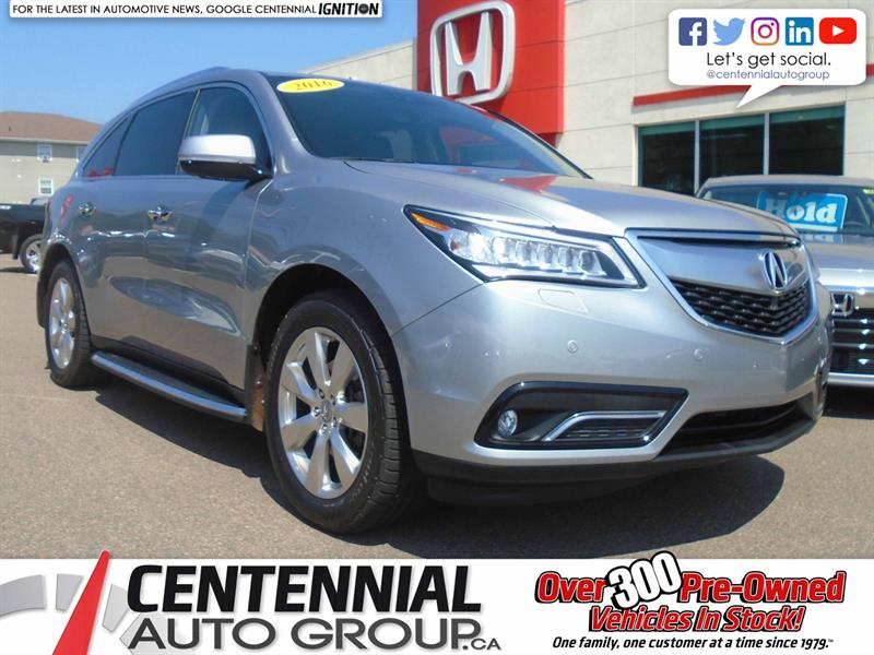 2016 Acura MDX Elite | NAVI | Backup Camera | Bluetooth  #U1776