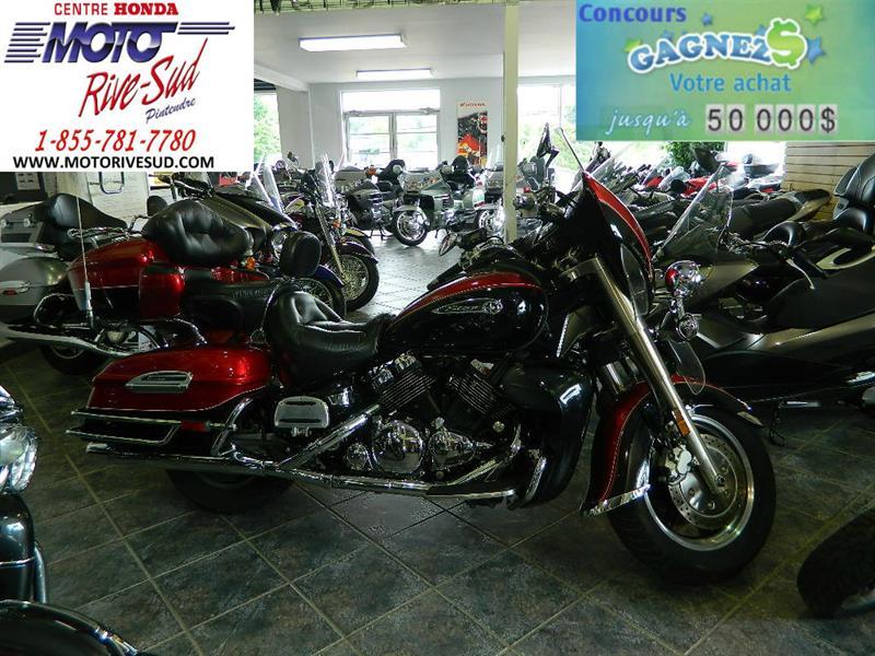 Yamaha XVS 1300 TOURER 2009