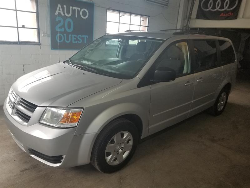 2010 Dodge Grand Caravan 4dr Wgn se #A-18049