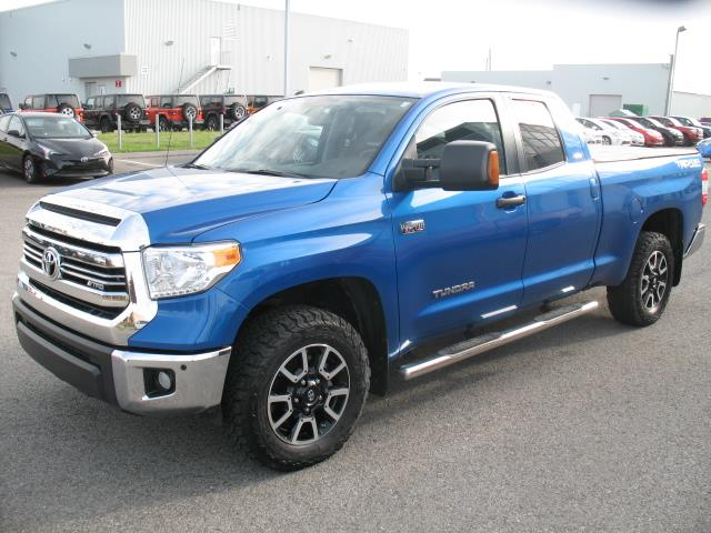 Toyota Tundra 2016 4WD Double Cab 146 5.7L SR #18533A
