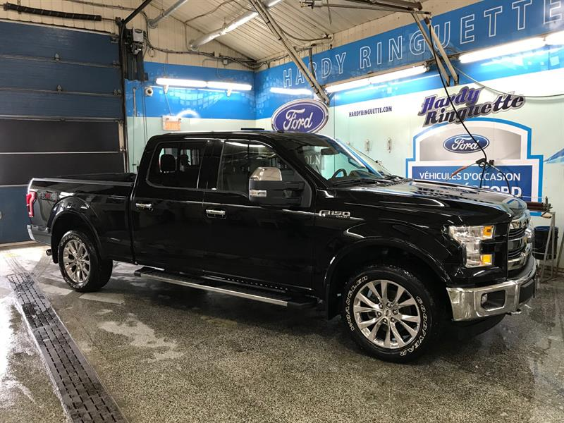 Ford F-150 2017 4WD SuperCrew Lariat #31593A