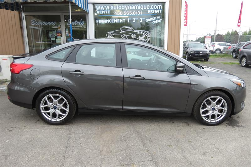 Ford Focus 2015 4dr Sdn SE #4126