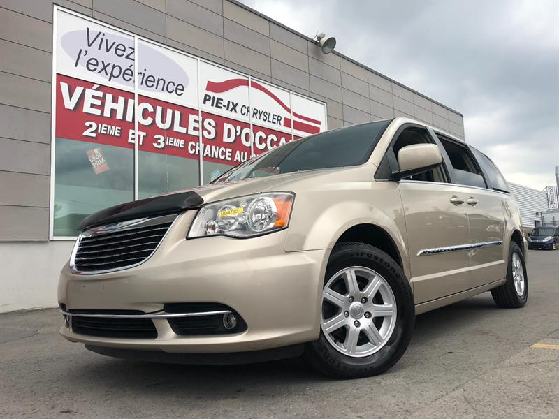 Chrysler Town - Country 2012 4dr Wgn Touring+DVD+NAV+MAGS+WOW! #UD4730