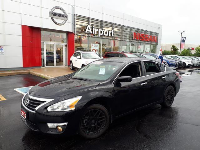 2015 Nissan Altima 2.5 SV LOW PROFILE RIMS, SPOIL #P1703