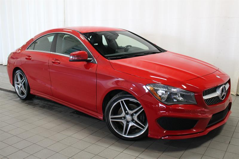 Mercedes-Benz CLA250 2014 4MATIC Coupe 4MATIC SPORT PACKAGE #U18-338
