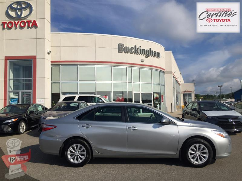 Toyota Camry 2017 LE #P-107-18