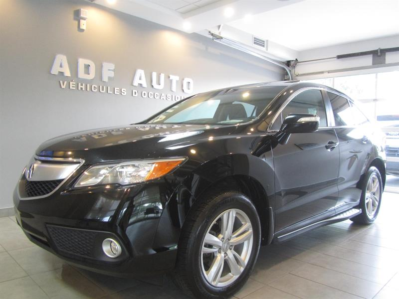 Acura RDX 2015 TECHNOLOGY PACKAGE NAVIGATION AWD #4451
