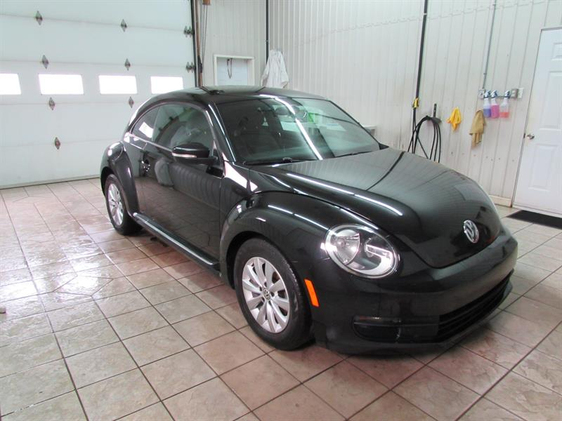 Volkswagen Trois Rivieres >> 2014 Volkswagen Beetle Coupe 2dr Cpe 2 5l Man Used For Sale In