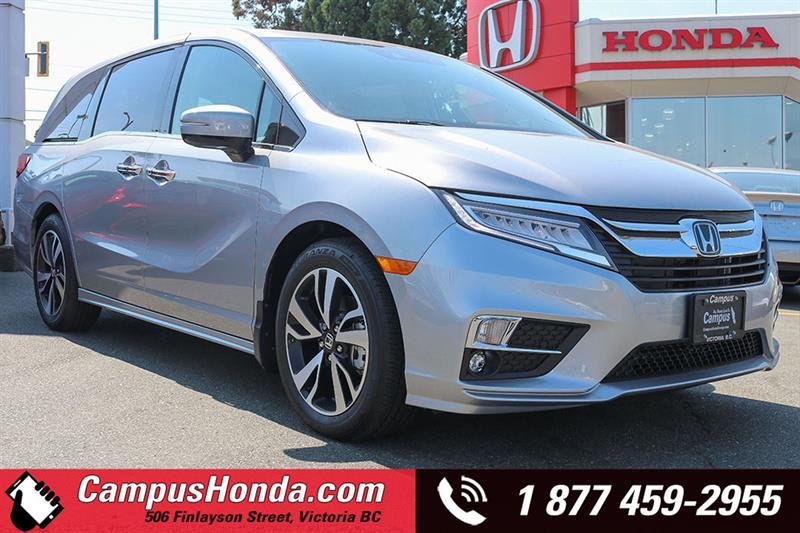 2019 Honda Odyssey Touring Auto #D19-0016