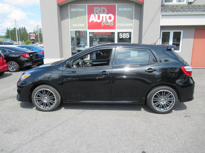 Toyota Matrix 2012 ***S*** TOIT OUVRANT #9948