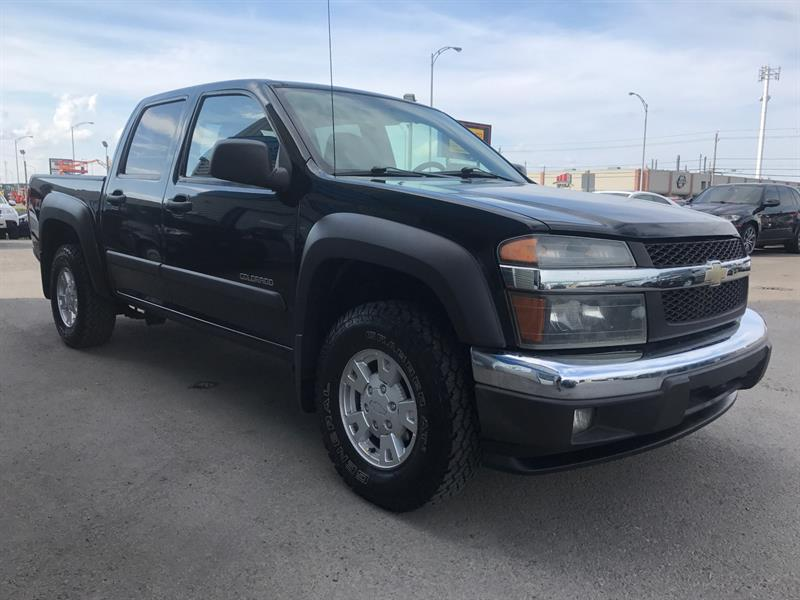 2004 Chevrolet Colorado Z71 Ls Crew Cab Used For Sale In Mirabel At